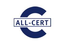 Das Logo von All Cert GmbH